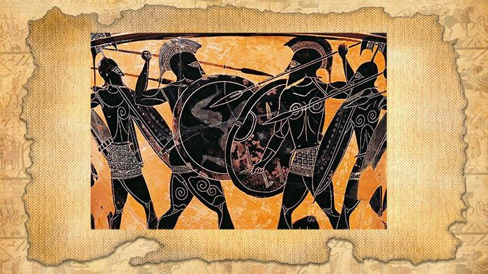 Спартанцы такие же люди, которые имеют право на ошибки.