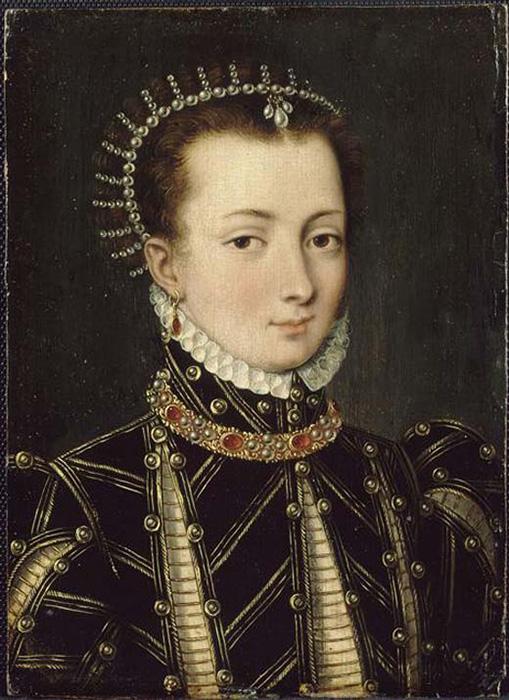 Анна Болейн.
