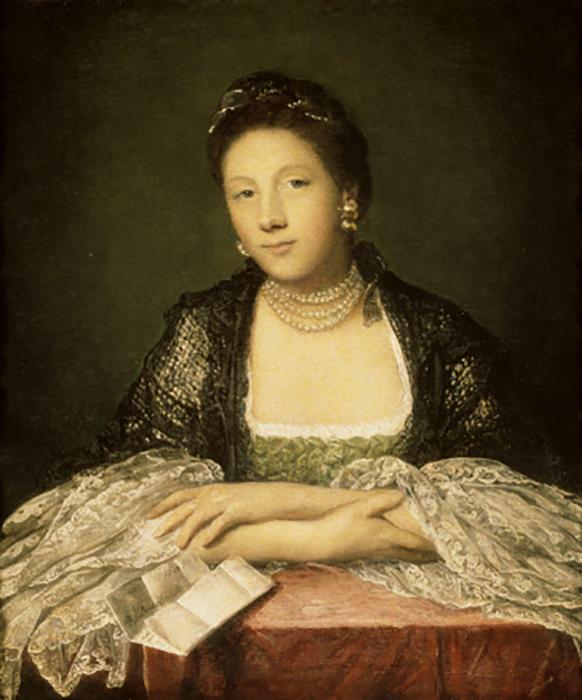 Кэтрин Мария Фишер.