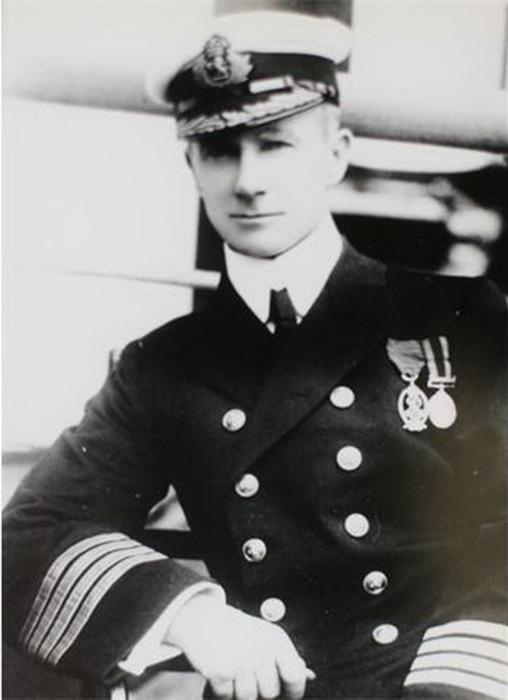Артур Генри Рострон.