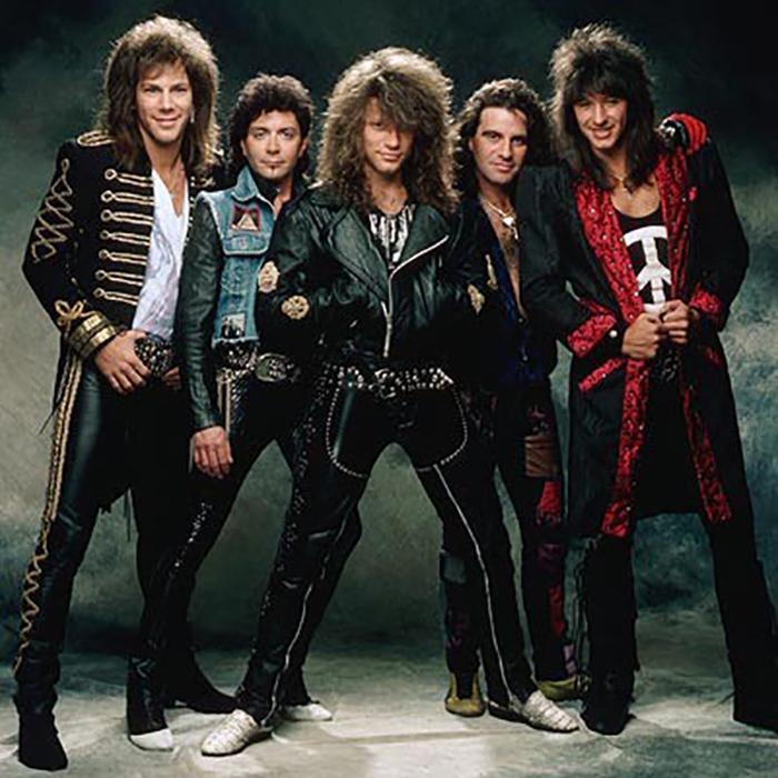 Припопсованные мальчики пришли на смену суровым дядькам - Bon Jovi.