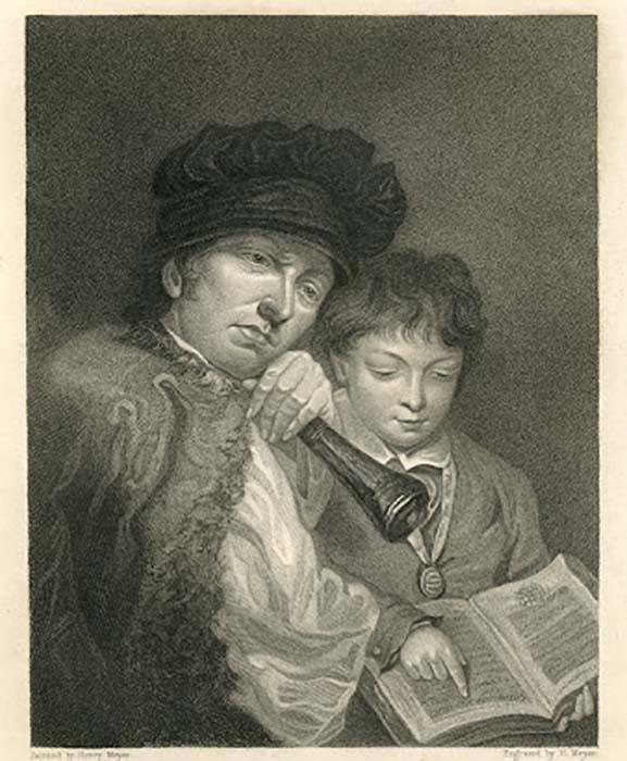 Такой была слуховая труба, которой пользовался Бетховен.