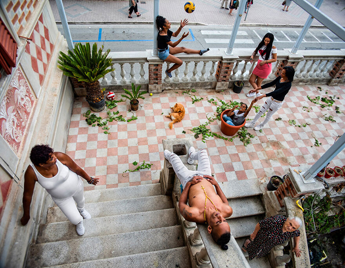 «Небесные сады» - Куба.