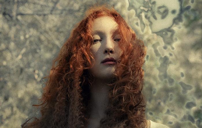 Ирландская модель Лорна Форан.