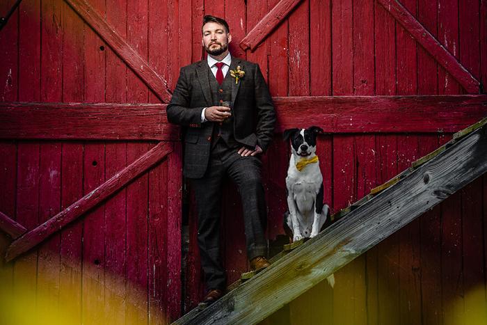 Победитель в номинации Лучший портрет щенка, фотограф Джефф Тисман, Нью-Джерси.