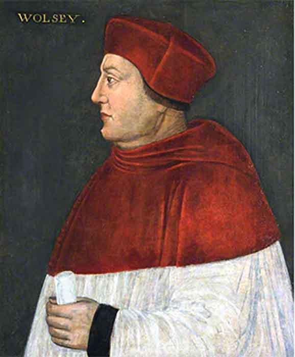 Кардинал Вулси.