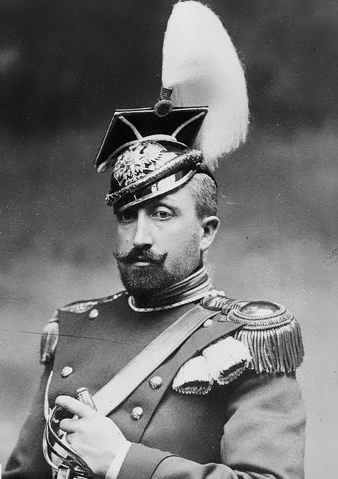 Шарль Луи Наполеон Бонапарт.