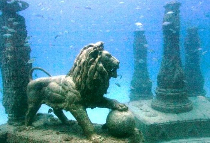 Была разгадана древняя тайна городов Тонис и Гераклион.