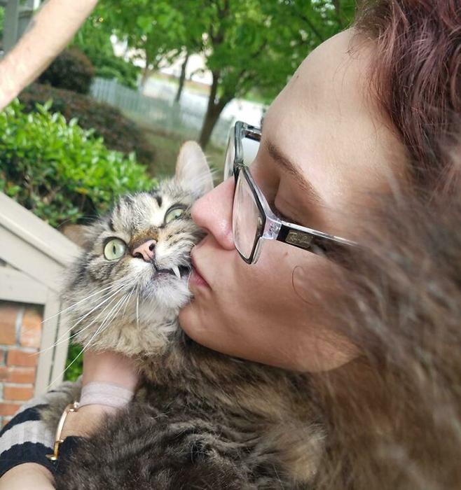 Терпеть не могу поцелуи!