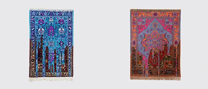 Фаиг Ахмед в своих работах вдохновляется творчеством таких художников, как Иероним Босх и Отто Дикс.