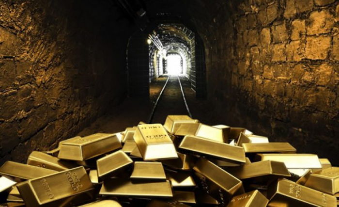 Золото было собрано со всего Юго-Востока Азии.
