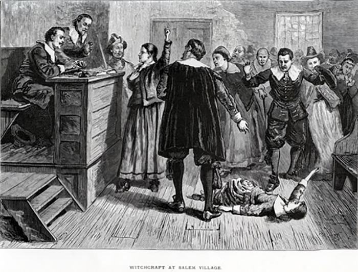 Иногда для обвинения в колдовстве достаточно было голословного заявления.