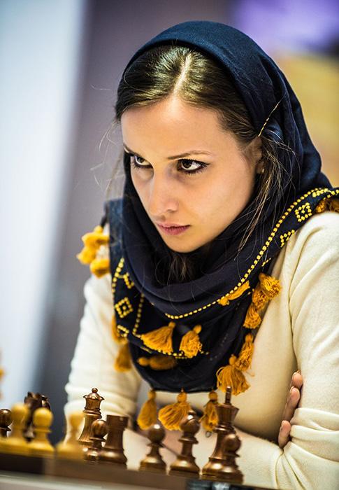 Когда Дорса выступала за Иран, она честно соблюдала все правила.
