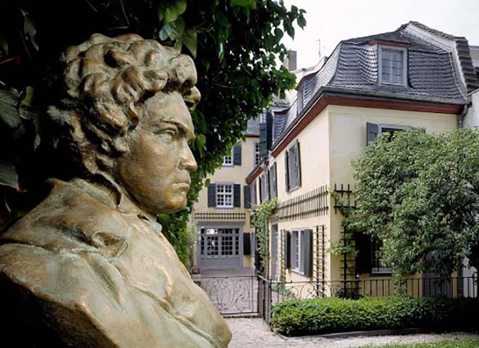 Дом-музей Бетховена.