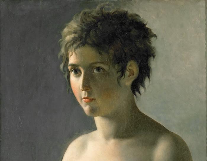 Женские причёски как у Тита стремительно входили в моду.