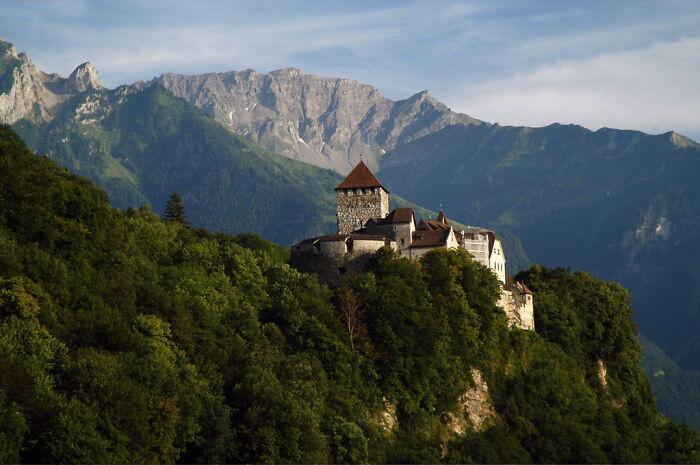 Лихтенштейн.