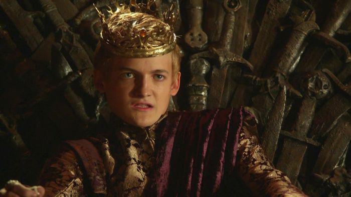 Джек Глисон в фильме «Игры престолов».