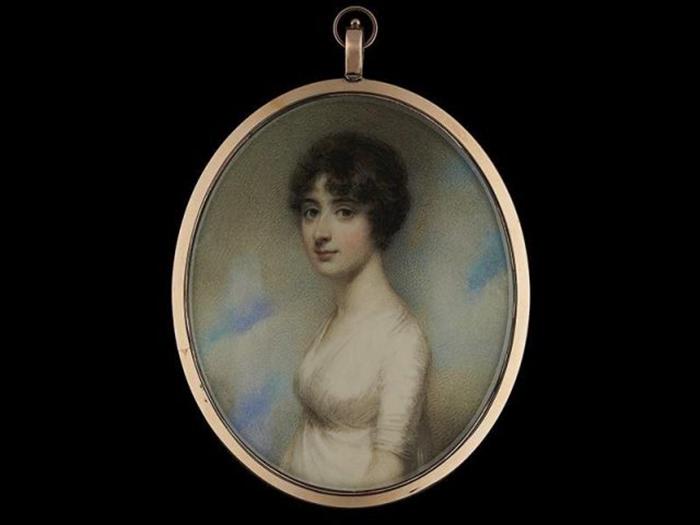 Тот самый портрет Мэри Пирсон.