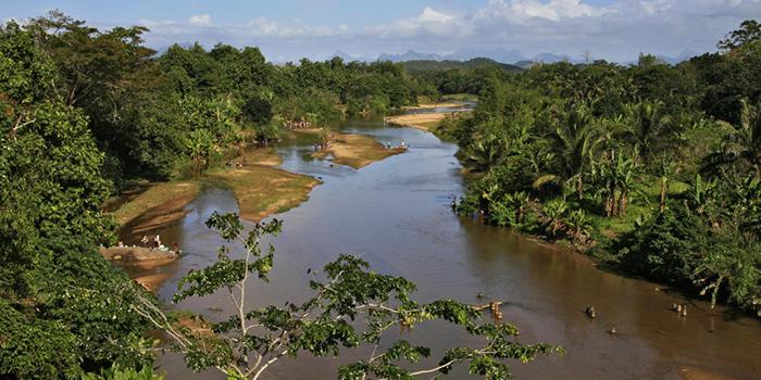 Ванильный остров Мадагаскар.