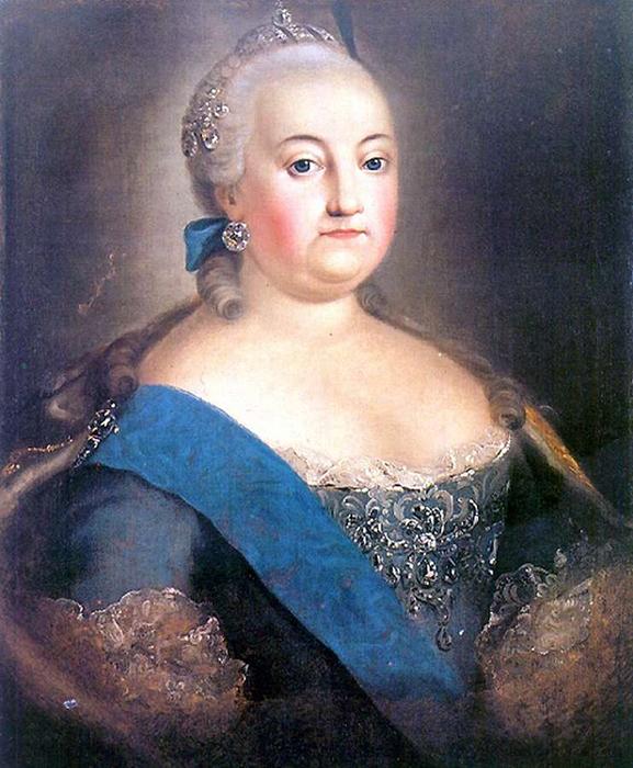 Царица Елизавета.