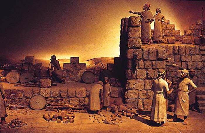 Смысл праздника излагается в Библии.
