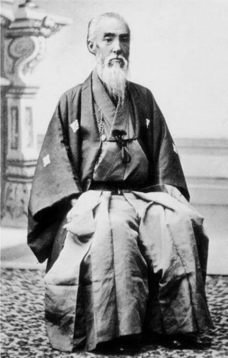 Камей Кореми, даймё периода Бакумацу.