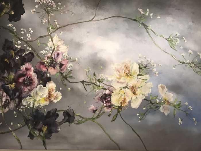 «Я не коллекционирую цветы. Я живу цветами».