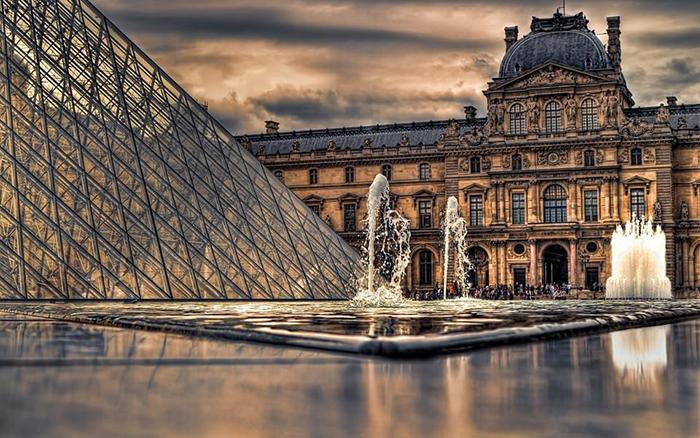 5 малоизвестных фактов об одном из самых популярных музеев мира: Секреты Лувра