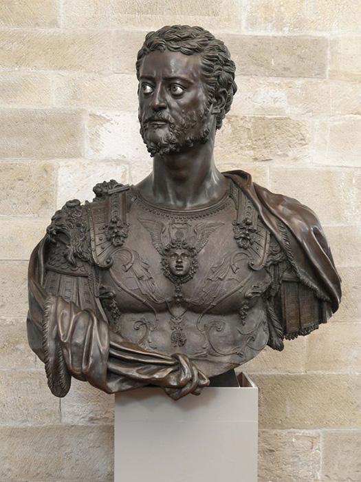 Бенвенуто Челлини, Козимо I Медичи , 1545 год.