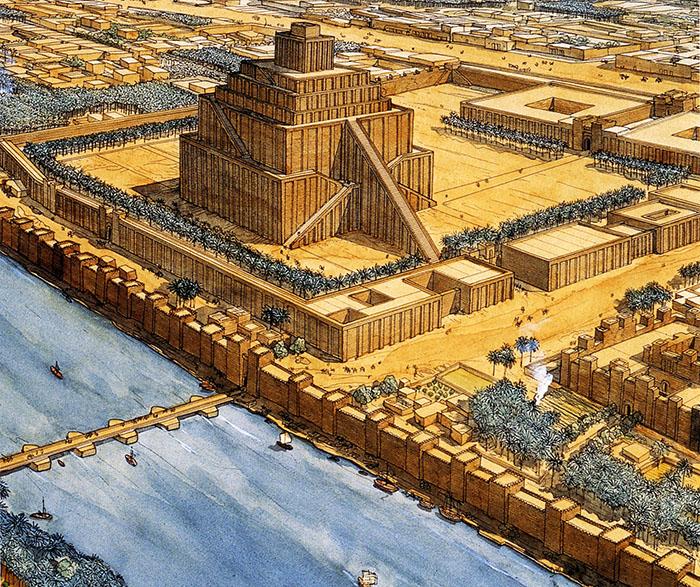 При Хаммурапи Вавилон превратился в могущественную империю.