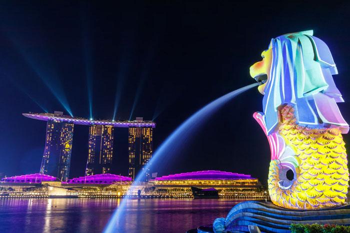 Сингапур - это не Китай.