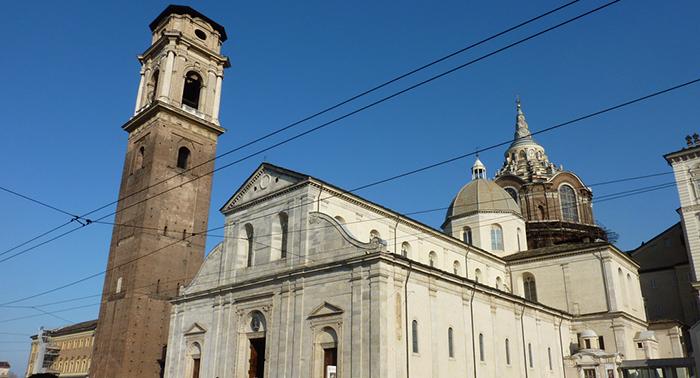 Собор Святого Иоанна Крестителя в Турине.