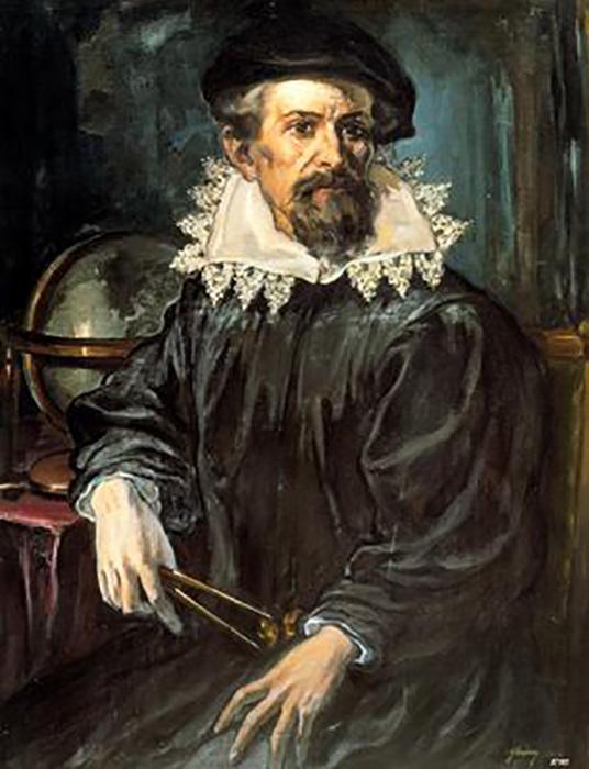 Книга Кеплера по астрономии стала первым учебником по гелиоцентрическому мировоззрению.