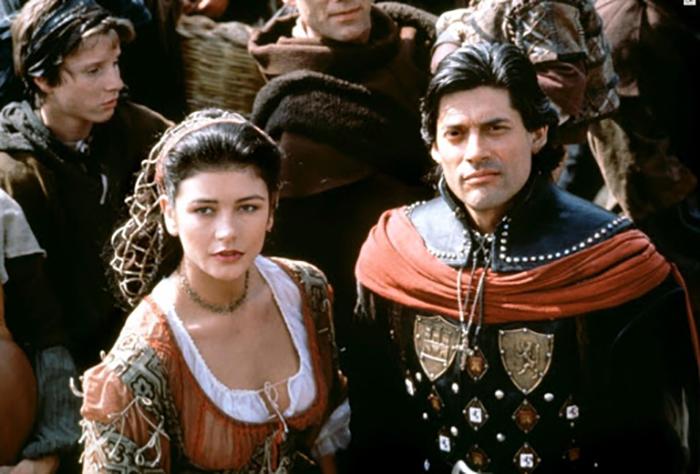 Кадр из фильма о Христофоре Колумбе 1992 года.