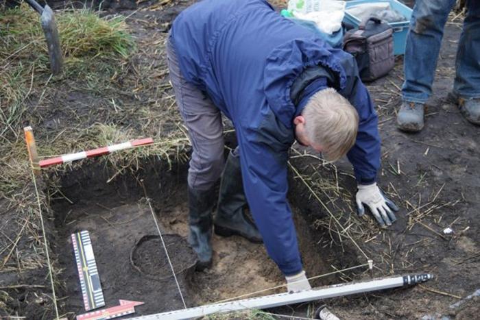 Открытие было сделано археологом доктором Адамом Кендзерским.