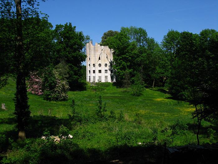 Сейчас Дезерт-де-Рец является объектом исторического наследия.