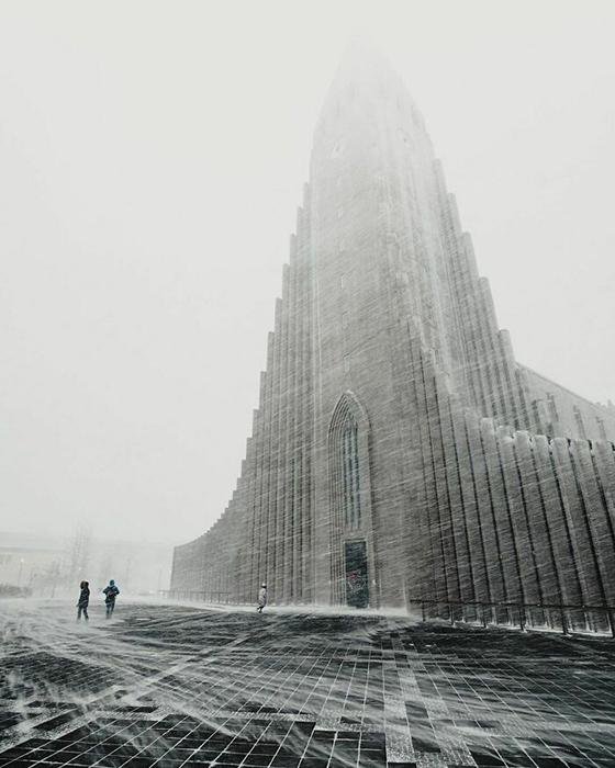 Классическая Исландия.