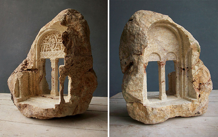 Древняя и средневековая архитектура более всего вдохновляют.