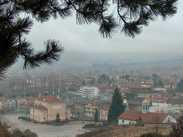 Панагюриште находится недалеко от города Пловдив - центра древнего фракийского государства.