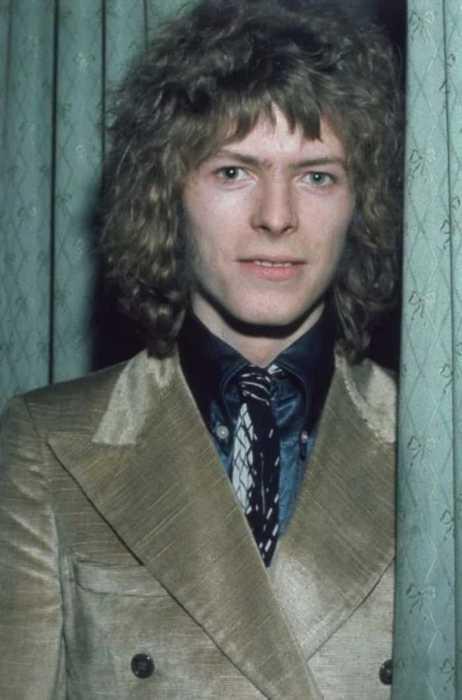 Дэвид Боуи, 1970 год.