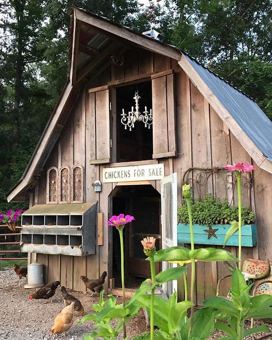 Отличный домик в деревне.