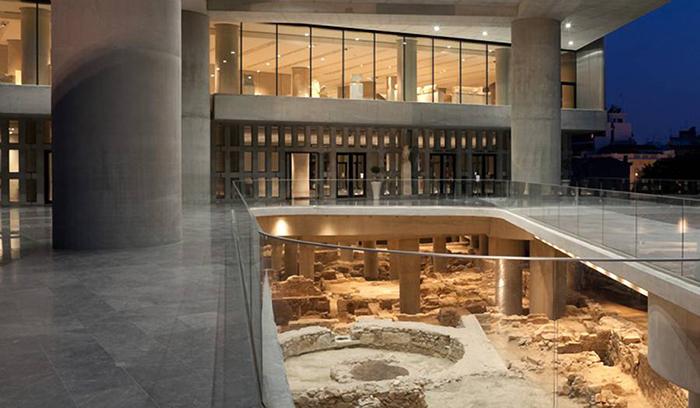 Музей Акрополя, Афины.