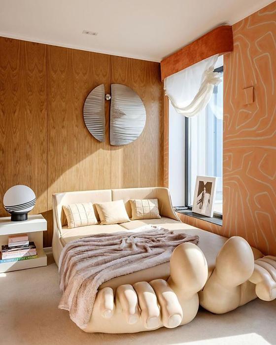 Честно, мне даже очень нравится эта кровать!