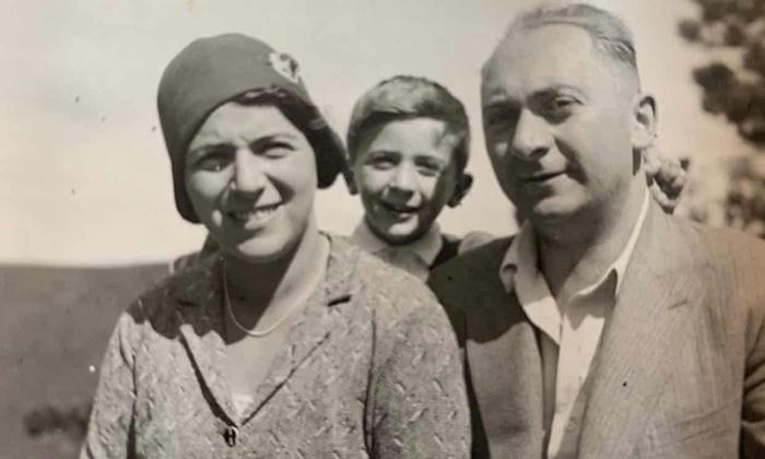 Семья Боргеров.