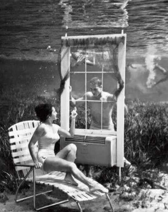 Брюс Мозерт - невероятно талантливый фотохудожник, работы которого дышат жизнью.