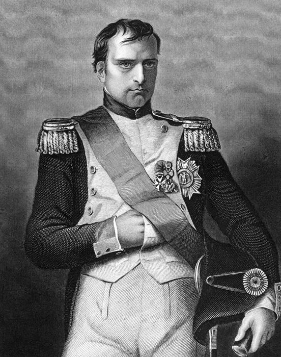Наполеон, наверное, пришёл бы от всего происходящего в ужас.