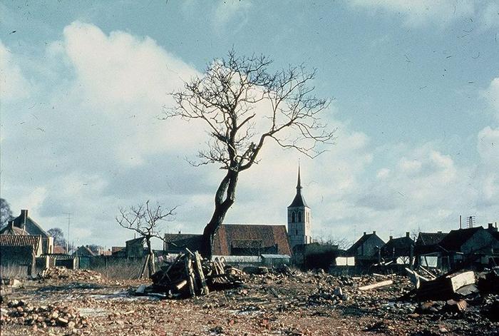 Руины Вилмарсдонка.