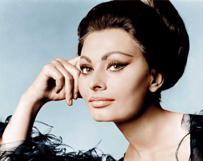Королева кинематографа и самая красивая женщина Италии.