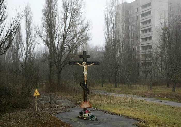 Памяти всех погибших в результате аварии на ЧАЭС.