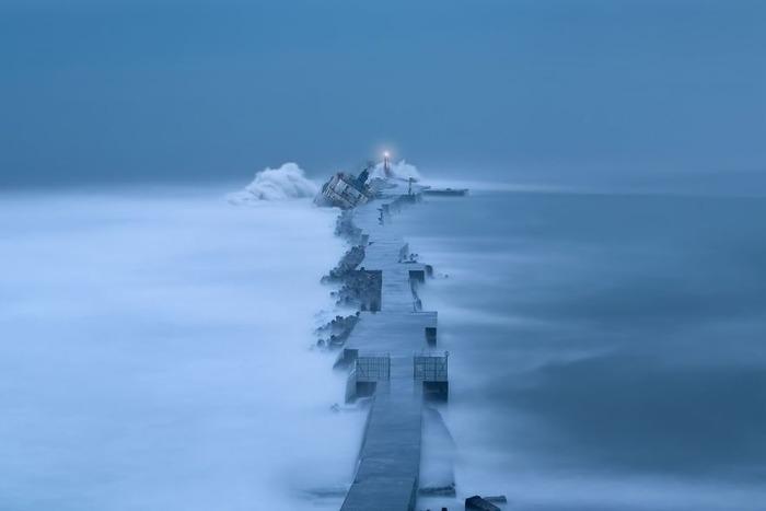 Гаосюн, Тайвань. Фото: Пэн-Ганг Фанг.